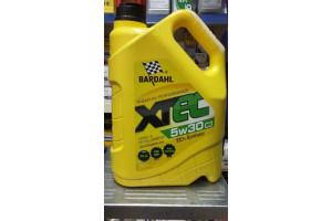 Моторные масла Bardahl 5W30 XTEC