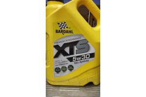 Моторные масла Bardahl 5W30 XTS