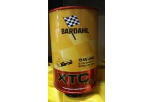 Моторные масла Bardahl 5W40 XTC C60