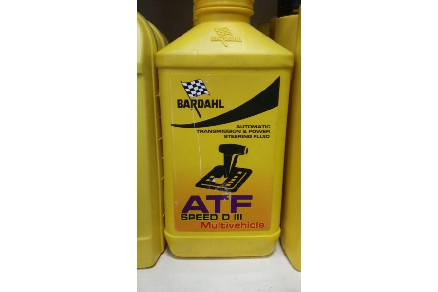 Моторные масла Bardahl ATF6 SPEED