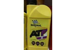 Моторные масла Bardahl ATF6