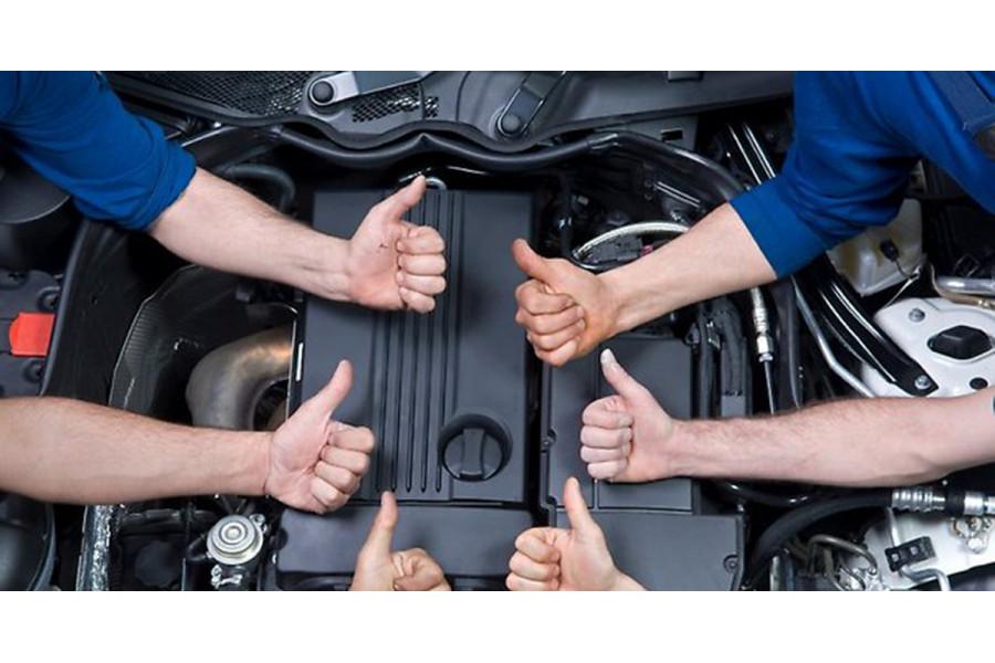 Ремонт двигателя автомобиля (ДВС)