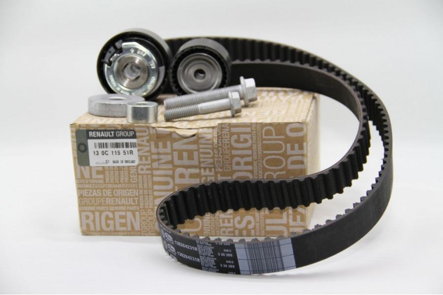 Ремкомплект ГРМ (ремень+2ролика) RENAULT 130C11551R