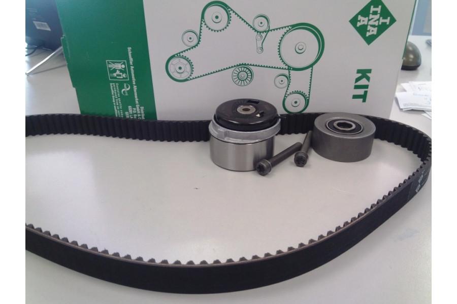 Ремкомплект ГРМ (ремень + 2 ролика) 530045010