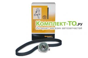 Ремкомплект ГРМ (ремень+ролик) CT1013K1