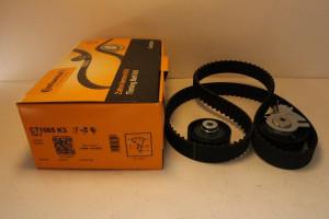 Ремкомплект ГРМ (ремень + 2 ролика) CT1065K3