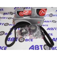 Ремкомплект ГРМ (ремень + 2 ролика) GBKD-001